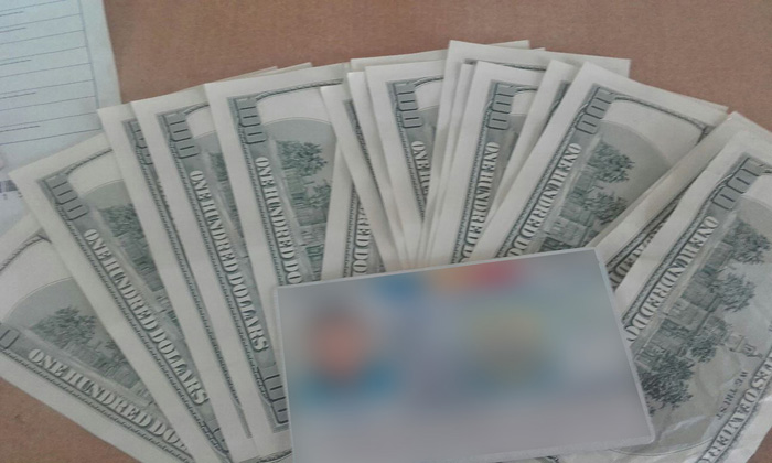 Sătmăreancă, prinsă cu bani falși la frontieră. Vezi detalii