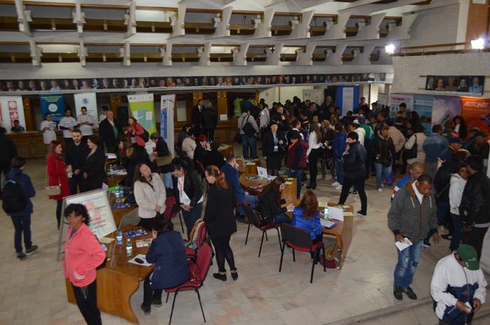 AJOFM Satu Mare organizează Bursa Generală a Locurilor de Muncă