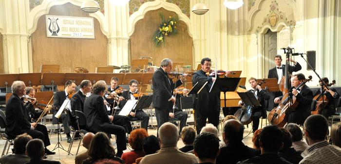 "Orchestra ""Franz Liszt"", în concert la Satu Mare"