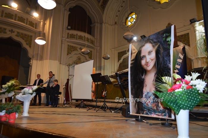 Concert în memoria Paulei Raț