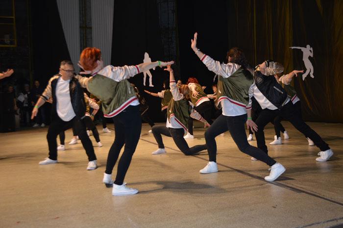 Dance show la Satu Mare (Foto&video)