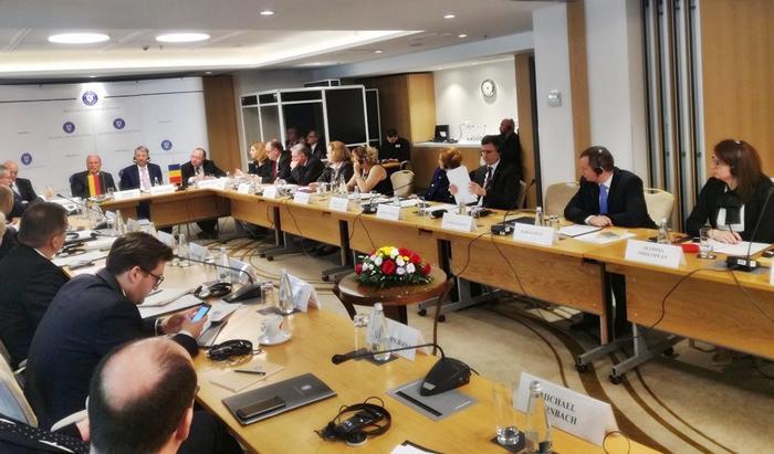 Prefectul Darius Filip participă la sesiunea Comisiei guvernamentale româno-germană