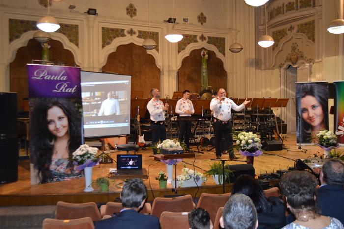 Concert în memoria Paulei Raț (Foto&video)
