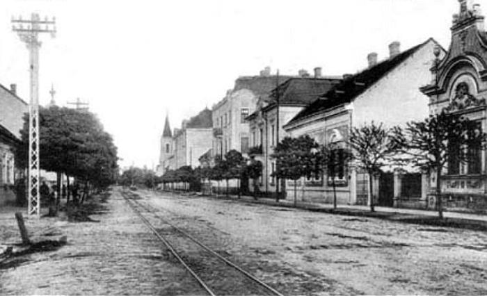 Cum arăta B-dul Traian, cu 100 de ani în urmă (Foto)