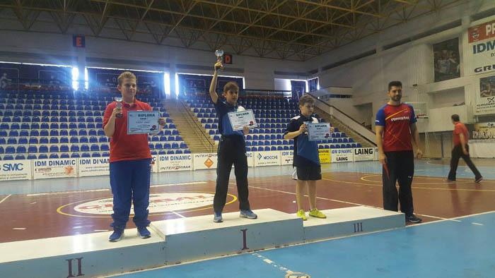 Un careian, la un pas de calificarea la Campionatul European de tenis de masă (Foto)