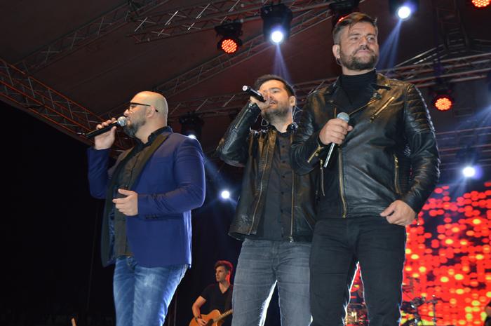 3 Sud Est a făcut show la Satu Mare. Publicut a cântat hiturile trupei (Foto&video)