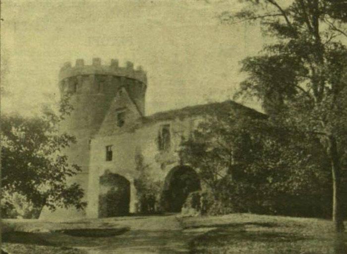 Cum arăta Cetatea din Ardud, cu 100 de ani în urmă (Foto)
