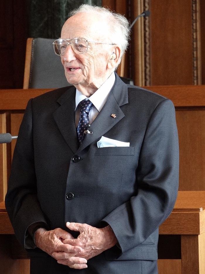 Ultimul procuror în viață de la Nürnberg s-a născut în Satu Mare. Vezi mesajul acestuia