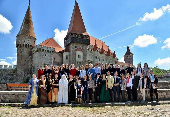 Castelul din Carei, apreciat la Târgul European al Castelelor (Foto)