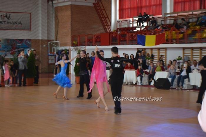 """""""Cupa Sătmarului"""" la dans sportiv. Când va avea loc"""