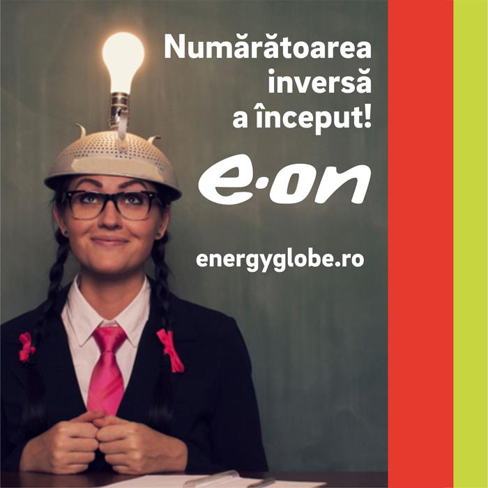 Termenul pentru înscrierea în competiţia E.ON Energy Globe Award Romania 2017, prelungit