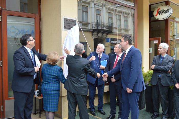 Suită de evenimente dedicate memoriei profesorului Gavril Ardelean (Foto)