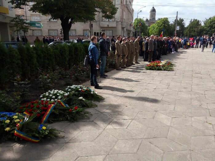 Ziua de 9 Mai, marcată la Satu Mare (Foto&video)