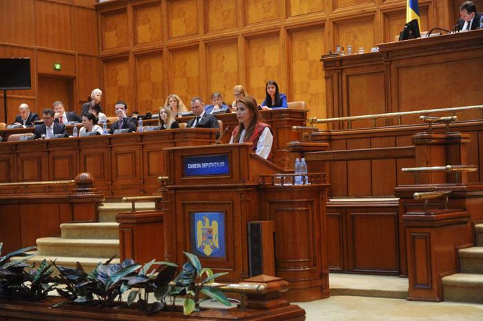 """Ioana Bran: """"Este momentul să întreprindem acțiuni pentru relansarea zootehniei"""" (Foto&video)"""