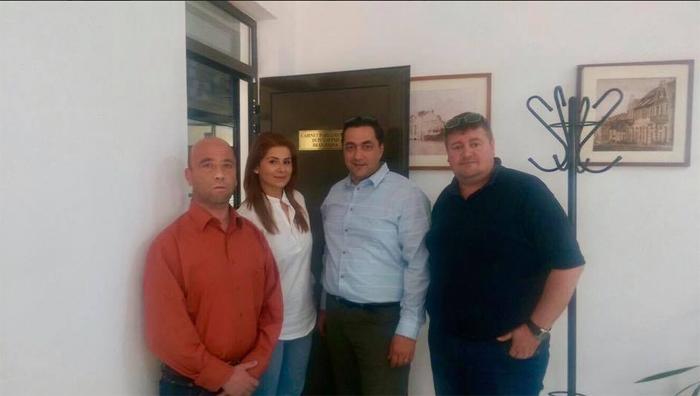 Deputatul Ioana Bran și-a deschis cabinet parlamentar în orașul Tășnad