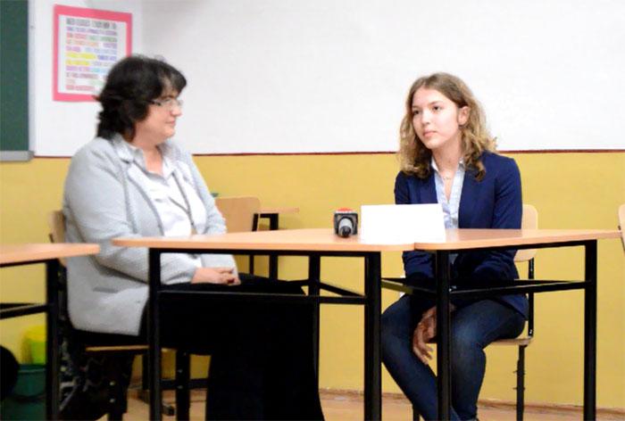 Mentor și discipol: Ce spune dascălul Ioanei Roman despre performanțele elevei sale (Video)