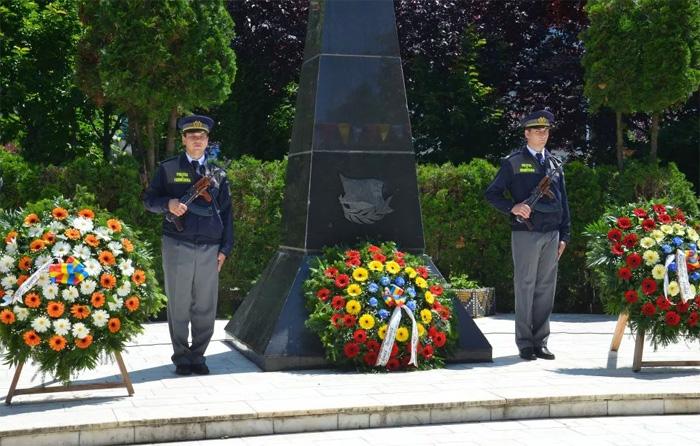 Eroii neamului, comemorați în Negrești-Oaș