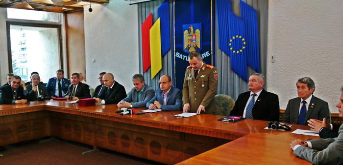 """""""Ziua Rezervistului Militar"""", marcată la Satu Mare (Foto)"""