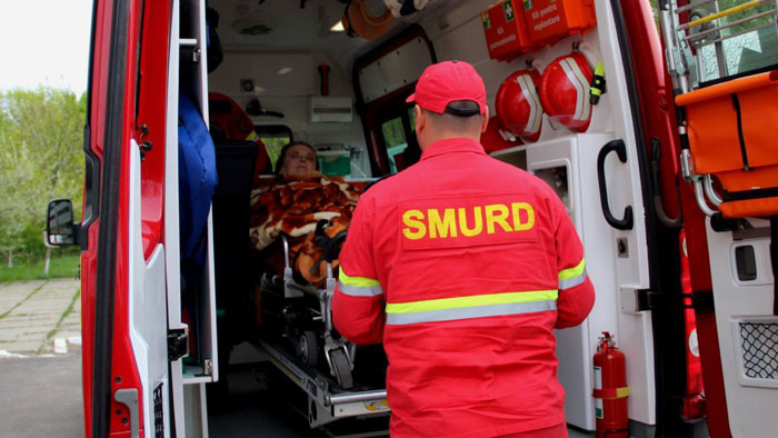 Accident grav la Supur. Fetiță de 3 ani printre victime