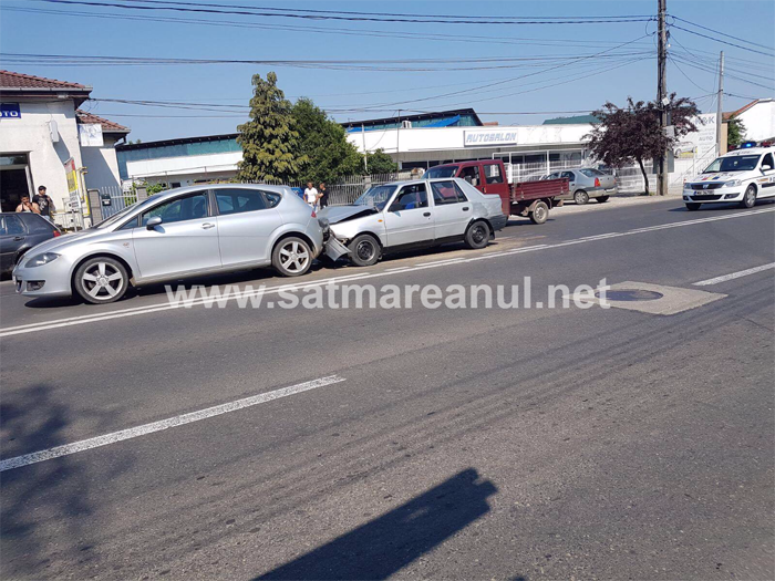 Vinovatul accidentului de pe Lucian Blaga nu avea permis de conducere (Foto)