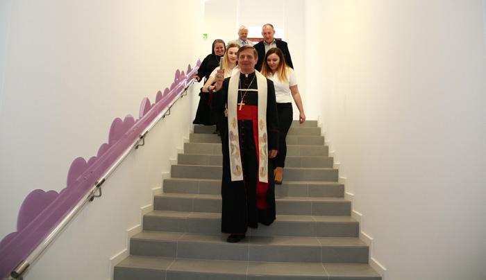"""Centrul Fericitul """"Scheffler János"""", inaugurat (Foto)"""
