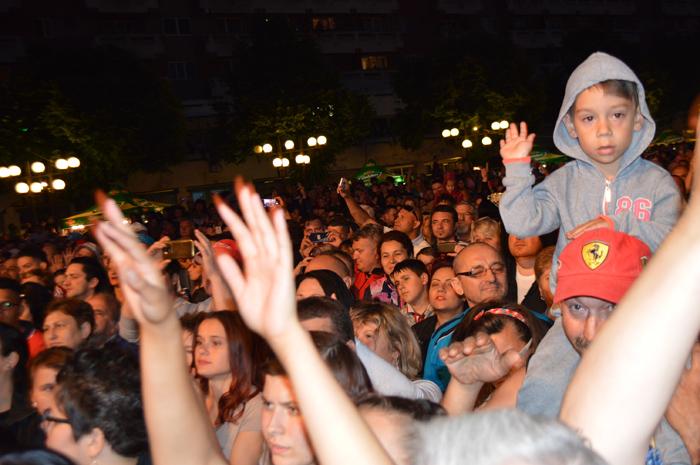 DJ Project, Horia Brenciu Band și Voltaj, în concert la Satu Mare. Vezi programul oficial