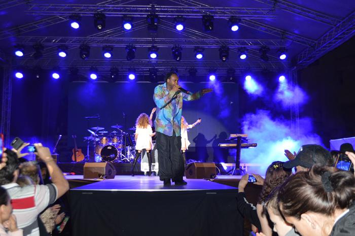 Mii de sătmăreni la concertul lui Dr. Alban (Foto)