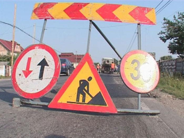Drumul Național Zalău – Satu Mare, închis în week-end. Vezi motivul