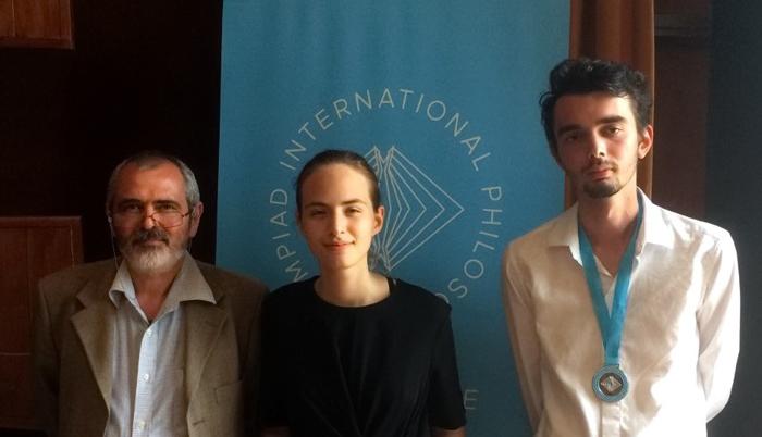 Un elev din România, medaliat cu argint la Olimpiada Internațională de Filosofie