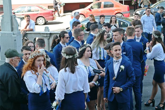 """Ultimul sunet de clopoțel pentru absolvenții Liceului Teologic """"Nicolae Steinhardt"""""""