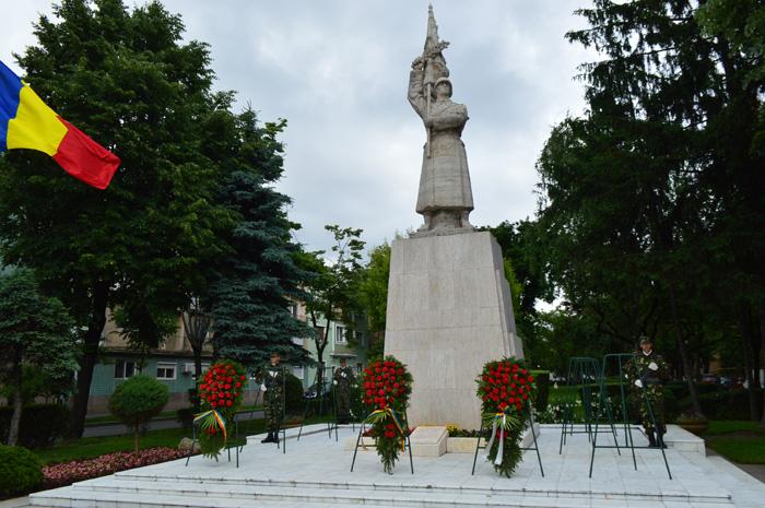 """""""Ziua Eroilor"""", marcată la Satu Mare (Foto&video)"""