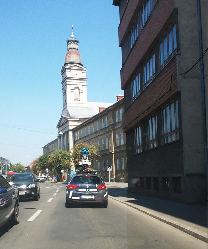 Delgaz Grid începe lucrările de pe strada Ștefan cel Mare din Satu Mare
