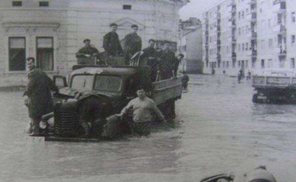 Comemorarea victimelor inundațiilor din 1970, duminică, la Satu Mare