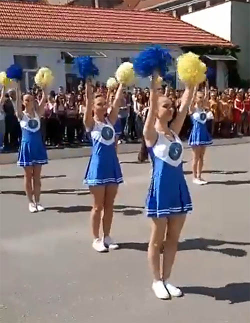 """Colegiul Național """"Doamna Stanca"""", la ceas de sărbătoare (Video)"""