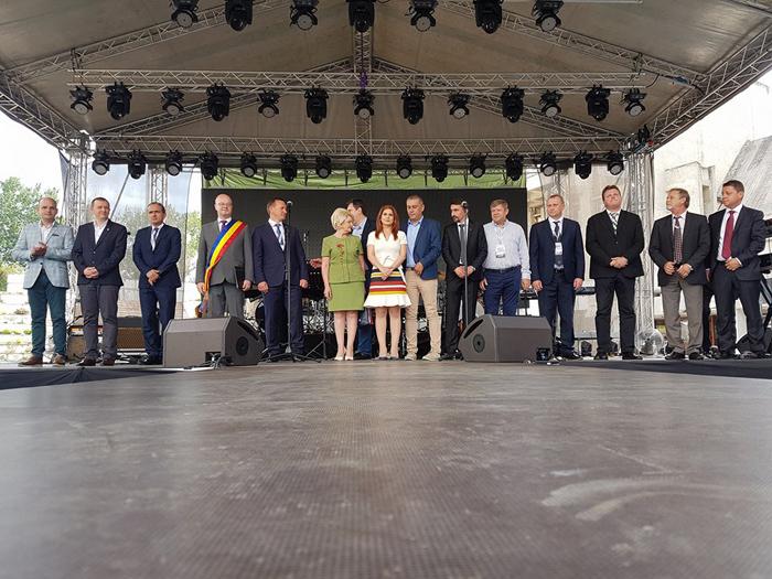 """S-a dat startul distracției. Primarul Kereskenyi Gabor a deschis """"Zilele Orașului Satu Mare"""""""
