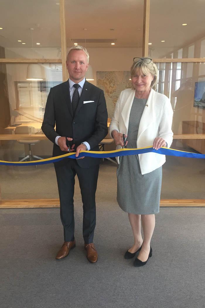 Consulat Onorific al Suediei, deschis la Cluj-Napoca. Va deservi și județul Satu Mare