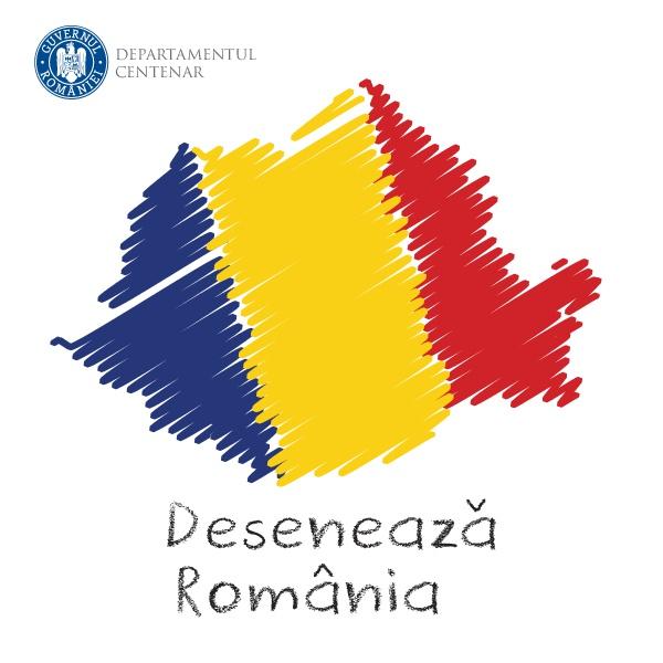 """De 1 Iunie, Guvernul lansează concursul """"Desenează România"""""""