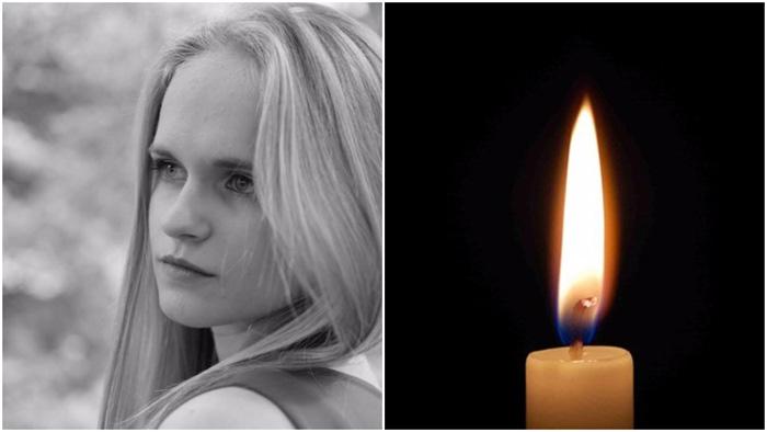 Mesaje pline de durere la aflarea veștii despre moartea tinerei de 17 ani