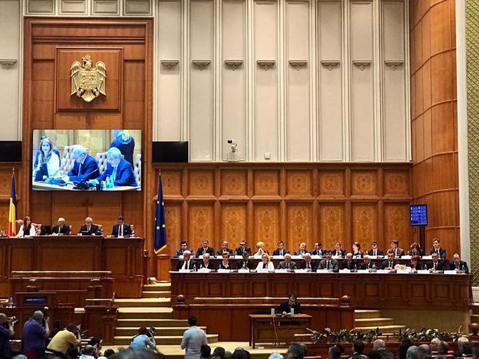 Guvernul Tudose a depus jurământul. Ce spune deputatul Ioana Bran