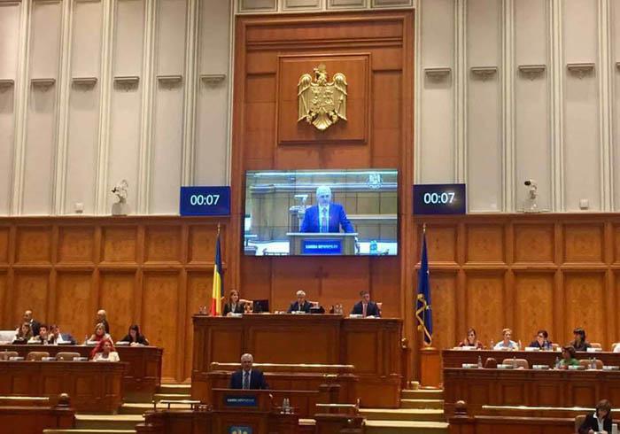 Legea Salarizării a fost votată în plenul Camerei Deputaților