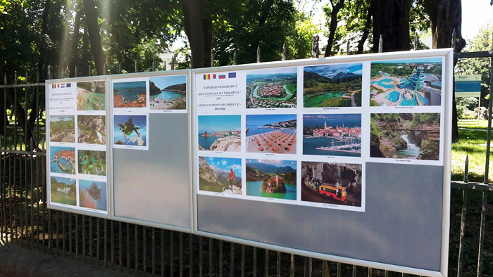 Zilele Naționale ale Sloveniei și Croației marcate la Carei