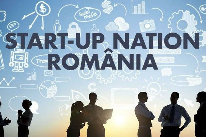 Începe START-UP NATION !