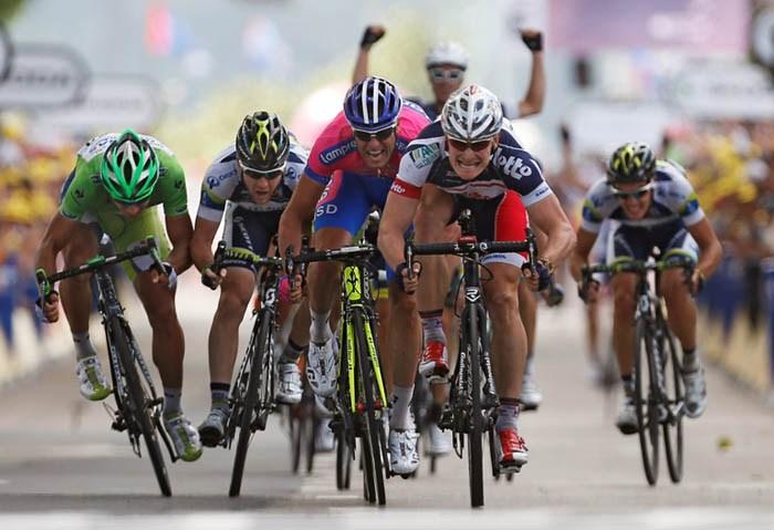 Câștigătorii competiției cicliste UFO Cycling