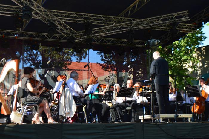 Samfest Jazz – Ziua 0: Concert în aer liber (Foto&video)