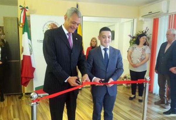 Consulat Onorific al Mexicului, la Cluj-Napoca. Va deservi și județul Satu Mare