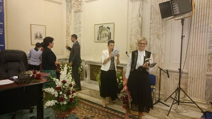 Un liceu din Satu Mare, premiat la Palatul Parlamentului. Despre ce școală este vorba