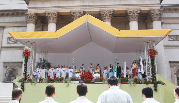Duminică se va sărbători hramul Diecezei Romano-Catolice de Satu Mare