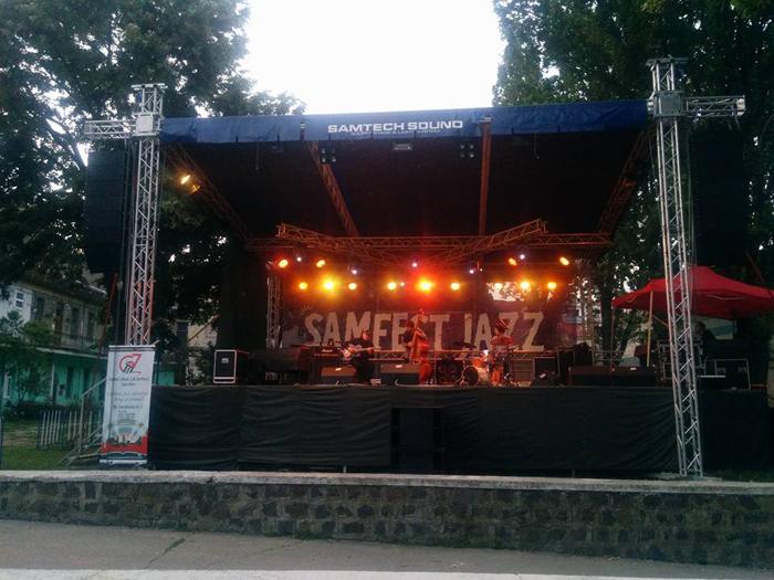 Regal de jazz la Satu Mare