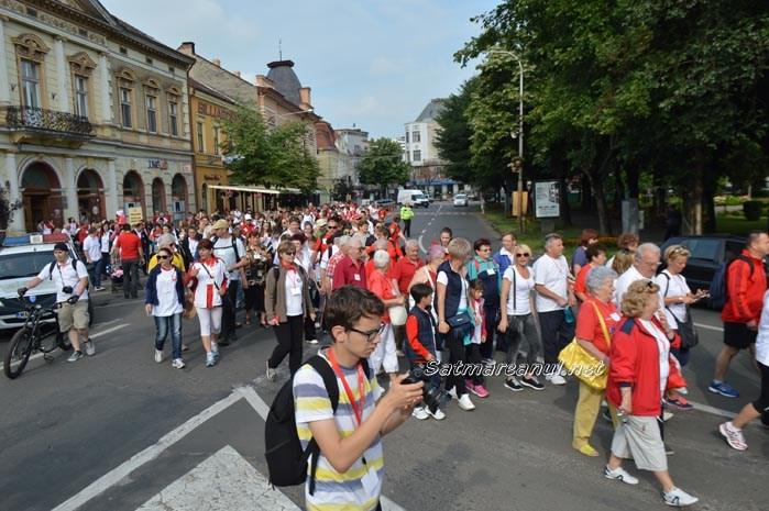 S-a dat startul Maratonului Caritas