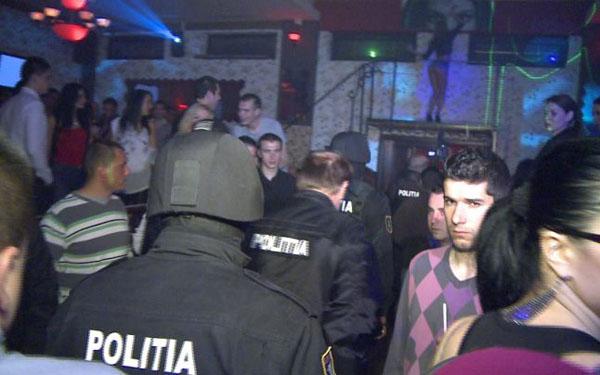 Razii în miez de noapte, în cluburile din Satu Mare